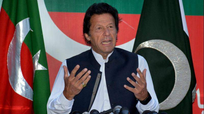 عمران خان کے ناقابل ضمانت وارنٹ گرفتاری جاری