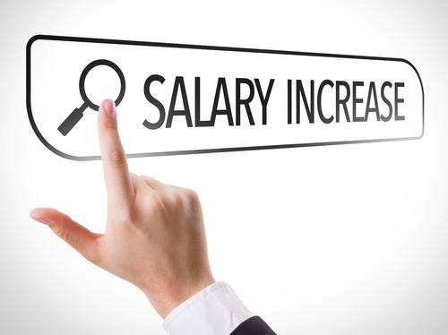 تنخواہوں میں 300فیصد اضافہ کردیاگیا