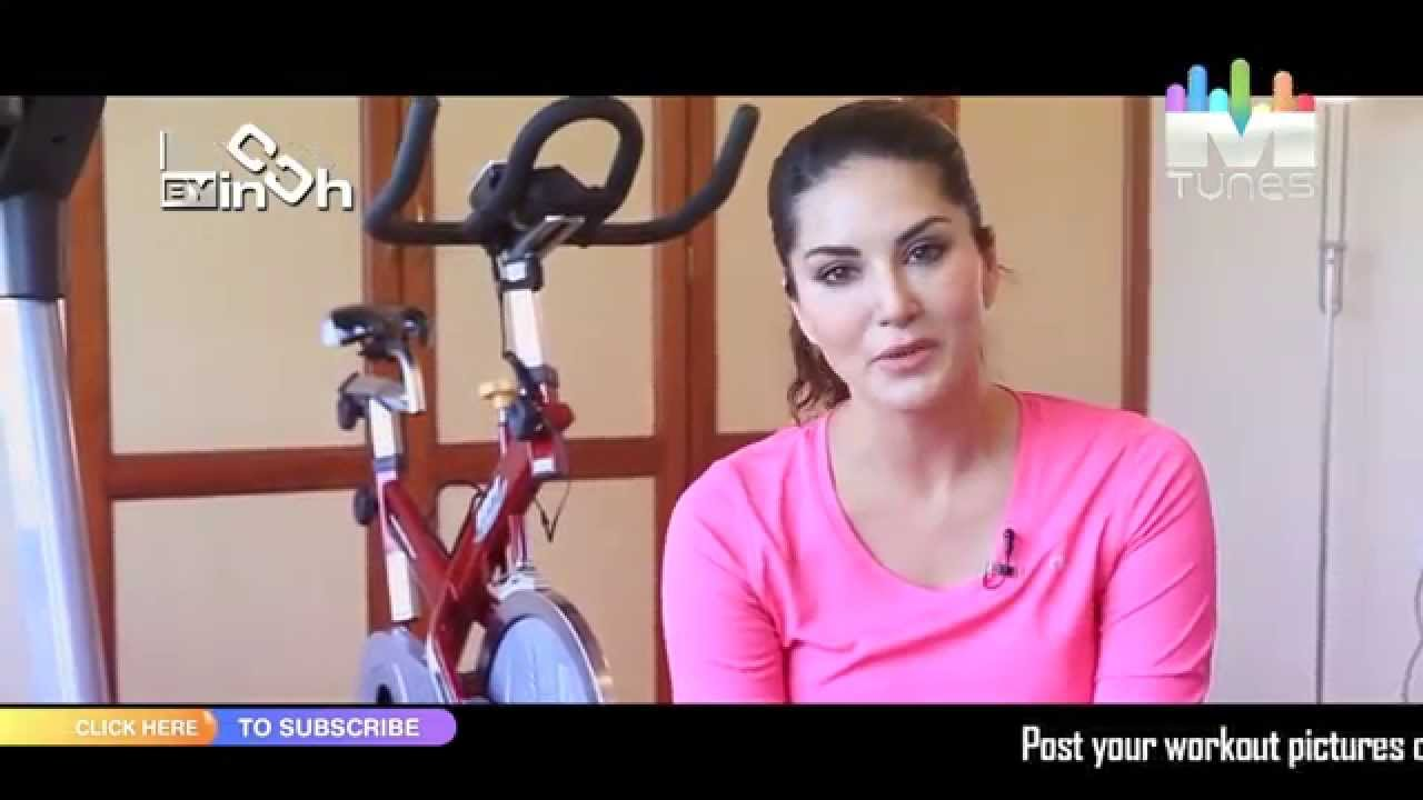 Sunny Leone to launch soon her own fitness show